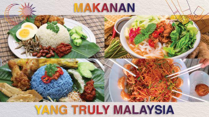 Ini 7 Makanan Yang Menjadi Kegemaran Rakyat Malaysia Dan Buatan